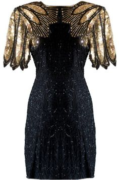 Winged Warrior Dress
