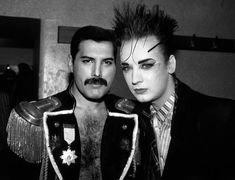 3 x Freddie Mercury Queen Boy George Rock icon legend musician songwriter photo picture print Brian May, John Deacon, Adam Lambert, Mom Show, A Kind Of Magic, Roger Taylor, Greatest Rock Bands, Boy George, Somebody To Love