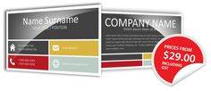 Looking to get a business card designed from top professionals? We are just the place for you..