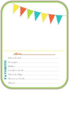 Teacher's Favorite Things | Scribd