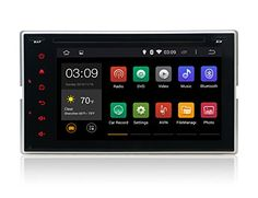 6.2 inch Pure Android 4.4 Kitkat Tablet Universal Double Din In Dash Car DVD Player GPS Navigation Stereo AM/FM Radio Support Bluetooth 3G Wifi Airplay DVR ELM327 OBD2 1080P 9 Color Button Illuminations JOYING http://www.amazon.com/dp/B00QN3W5OM/ref=cm_sw_r_pi_dp_.hlNub0CFQWC5