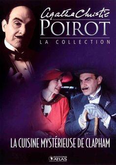 Agatha Christie: Poirot (French) 11x17 TV Poster (1989)
