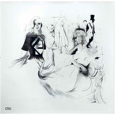 Foolish afCatrine Raben Davidsen. 79 x 70. 750 kr