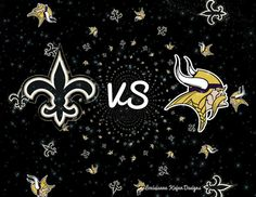 New Orleans Saints Vs. Saints Football, Best Football Team, Lsu Game, Saints Vs, Who Dat, New Orleans Saints, Minnesota Vikings, Nfc Playoffs, Sports