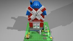 31009-2 Lego Creator Small Cottage