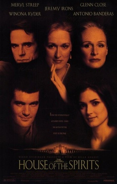 Bille August directed this film version of the Isabel Allende novel, featuring a cast that includes Jeremy Irons, Meryl Streep, and Glenn Close. 90s Movies, Netflix Movies, Movies To Watch, Good Movies, Movie Tv, The Best Films, Great Films, Meryl Streep, Grace Gummer