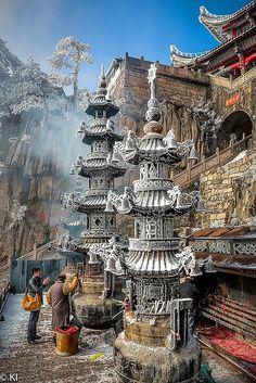 Budist Tapınakları