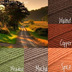 Yarn Color Combinations, Color Schemes Colour Palettes, Colour Pallette, Mood Colors, Yarn Colors, Colours That Go Together, Color Palette Generator, Yarn Inspiration, Color Stories