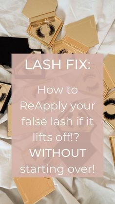 Spoiler Alert: You DONT have to take your lash off and reapply it! You can fix it without the fuss of removing, reapplying makeup, and regluing! ProTip: Use our vegan black glue if you have eyeliner missing from your lash line! Not all lash glues are created equally so I HIGHLY recommend the lash glues that we have in stock at wwwo-k-t.ca Canadian, Natural and Vegan lash glues 🖤🖤 . . #veganlashglue #trueglue #yeggers #lashgamestrong #yeglashes #howtoapplymakeup #howtoa Applying False Eyelashes, Fake Lashes, Long Lashes, Flutter Lashes, Lash Glue, Natural Lashes, Eye Makeup Tips, How To Apply Makeup, Fix You