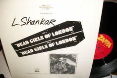dead girls of london 12 ~ L. SHANKAR Frank ZAPPA Buy Vinyl, Frank Zappa, Cards Against Humanity, London, Girls, Image, Toddler Girls, Daughters, Maids