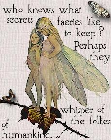 fairy secrets. Brian Froud all-things-fae