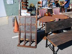rusty cart nashville flea market  #nashvillefleamarket