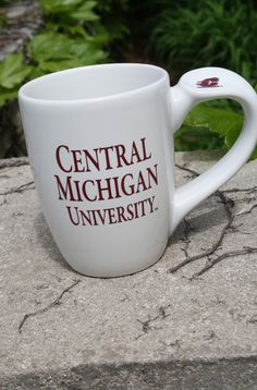 Mug - Central Michigan University with Flying C