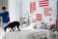 Inredningstips för smartare compact living: http://www.senses.se/ikea-inredningstips/ #ikea