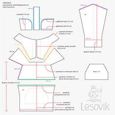 Zobacz temat - Anorakoc czyli Wool Blanket Anorak