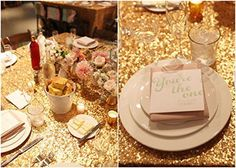 108 Round Gold High End Luxury Sequin Tablecloths for the Ultimate Glam Inspired Wedding or Event Tablecloth for Party Xmas Gift Events Bridal Shower Events1105 -- Check out the image by visiting the link. #XmasKitchenDining