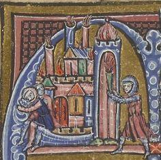 Antes da batalha de Montgisard, o exército de Saladino atacou e destruiu várias cidades.