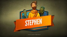 The Stoning of Stephen Kids Bible Lesson (Acts 6:5-7:60): A man filled with God's grace and power, Stephen was falsely accused of blasphemy. With great courage Stephen gave an impassioned defense of his faith before the Jewish Sanhedrin. Angered by his convicting words the Sanhedrin had Stephen stoned to death making him the first Christian martyr. Filled with incredible digital resources, this stoning of Stephen lesson is the perfect teaching resource for your upcoming Sunday school class.