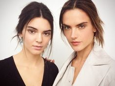Angel By Her Side: Alessandra Ambrosio Shares Backstage Pic With Kendall Jenner, Praises Her Beauty