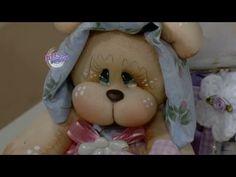 515 - Bienvenidas TV en HD - Programa del 07 de Octubre de 2014 - YouTube Bear Doll, Fabric Dolls, Baby Dolls, Teddy Bear, Christmas Ornaments, Tv, Sewing, Holiday Decor, Crochet