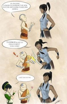 Legend of Korra!