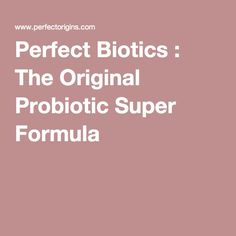 Perfect biotics coupon code