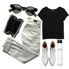 A fashion look from November 2013 featuring Monki t-shirts, Chloé and Zara ankle booties. Browse and shop related looks.