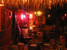 The Kanaloa Lounge in Calgary, Alberta, Canada
