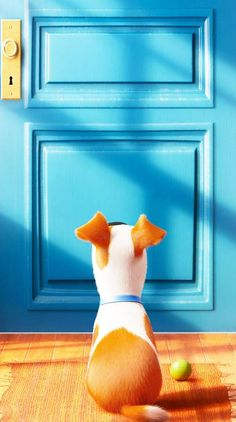 Amazing Wallpapers Having Animated Movies Character Disney Phone Wallpaper, Cartoon Wallpaper Iphone, Cute Wallpaper Backgrounds, Movie Wallpapers, Cute Cartoon Wallpapers, Disney Background, Secret Life Of Pets, Dog Illustration, Disney And More