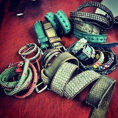 Belts...