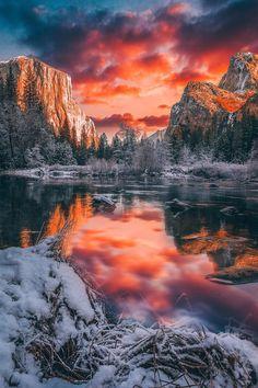 """banshy: """" Yosemite National Park by: Niaz Uddin """""""