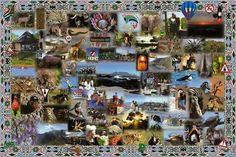 Afrika Collage