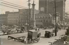 Place Jacques-Cartier Old Pictures of Montreal - SkyscraperCity