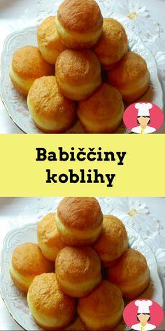 Babicciny koblihy Hamburger, Bread, Food, Brot, Essen, Baking, Burgers, Meals, Breads