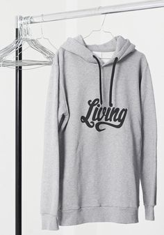 mmies LIVING Hoodie Hoodies, Sweatshirts, Kiss, Graphic Sweatshirt, Sweaters, Fashion, Moda, La Mode, A Kiss