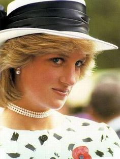 .Diana, Princess of Wales.
