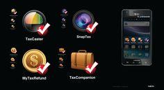 TurboTax icon family designs