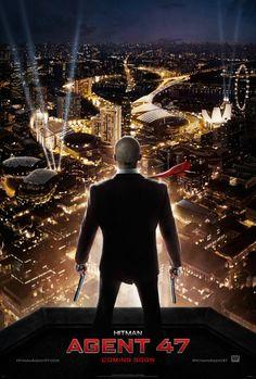 Il trailer di Hitman: Agente 47, il film ispirato al  videogioco che racconta le avventure del letale assassino che risponde a numero 47... #Hitman #Agente47