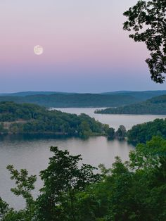 Moonglow | Beaver Lake, Arkansas | Fine Art Photography by Ed Cooley Beaver Lake Arkansas, Moon Photos, Fine Art Photography, Places Ive Been, Trips, Aesthetics, Exterior, Inspirational, Map