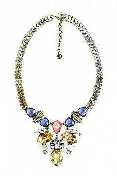 Statement Necklace Aileen by LUA