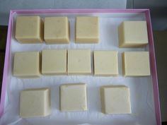 Lemon Yogurt Soap experiment 2