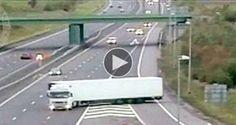 В Британии на автомагистрали M6 произошло ЧП с участием водителя из Литвы. 51-летний Леонид Папач...