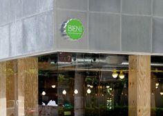 Fachada do restaurante Bien!