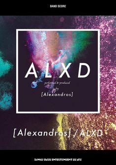 [Alexandros]「ワタリドリ」収録の人気作「ALXD」バンドスコア