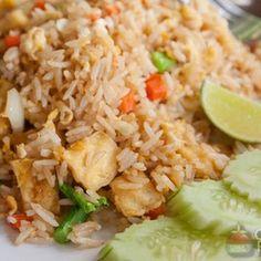 Receita de Arroz com frango - #Receitas #Culinária #Nutrição