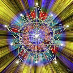 Art Featured - Geometrie Sacra 33 de Endre Balogh