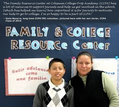 At Coliseum College Prep Academy (CCPA), family engagement and college prep go hand in hand. Learn more in this newsletter story about the school's FCRC (Family and College Resource Center): http://oaklandschools.blogspot.com/2011/12/lot-of-helping-hands-entire-ccpa.html