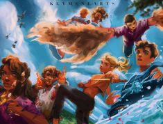 Percy Jackson Comics, Percy Jackson Fan Art, Percy Jackson Fandom, Memes Percy Jackson, Percy Jackson Characters, Percy Jackson Books, Rick Riordan Series, Rick Riordan Books, Leo Valdez