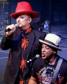 Culture Club, Boy George, Group Photos, Sexy Men, People, Luxury, Beautiful, Dress, Group Shots