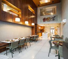 Restaurante Guilhermina / FGMF Arquitetos